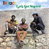 Tetrack - Let's Get Started (Greensleeves) LP